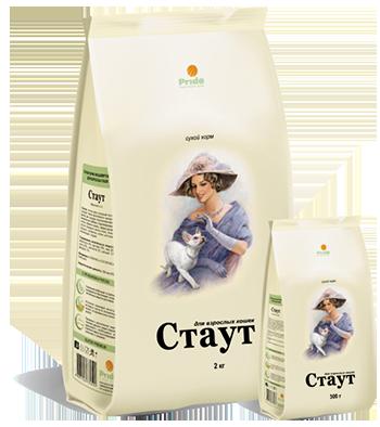 Для взрослых кошек гипоаллергенный с ягненком и рисом
